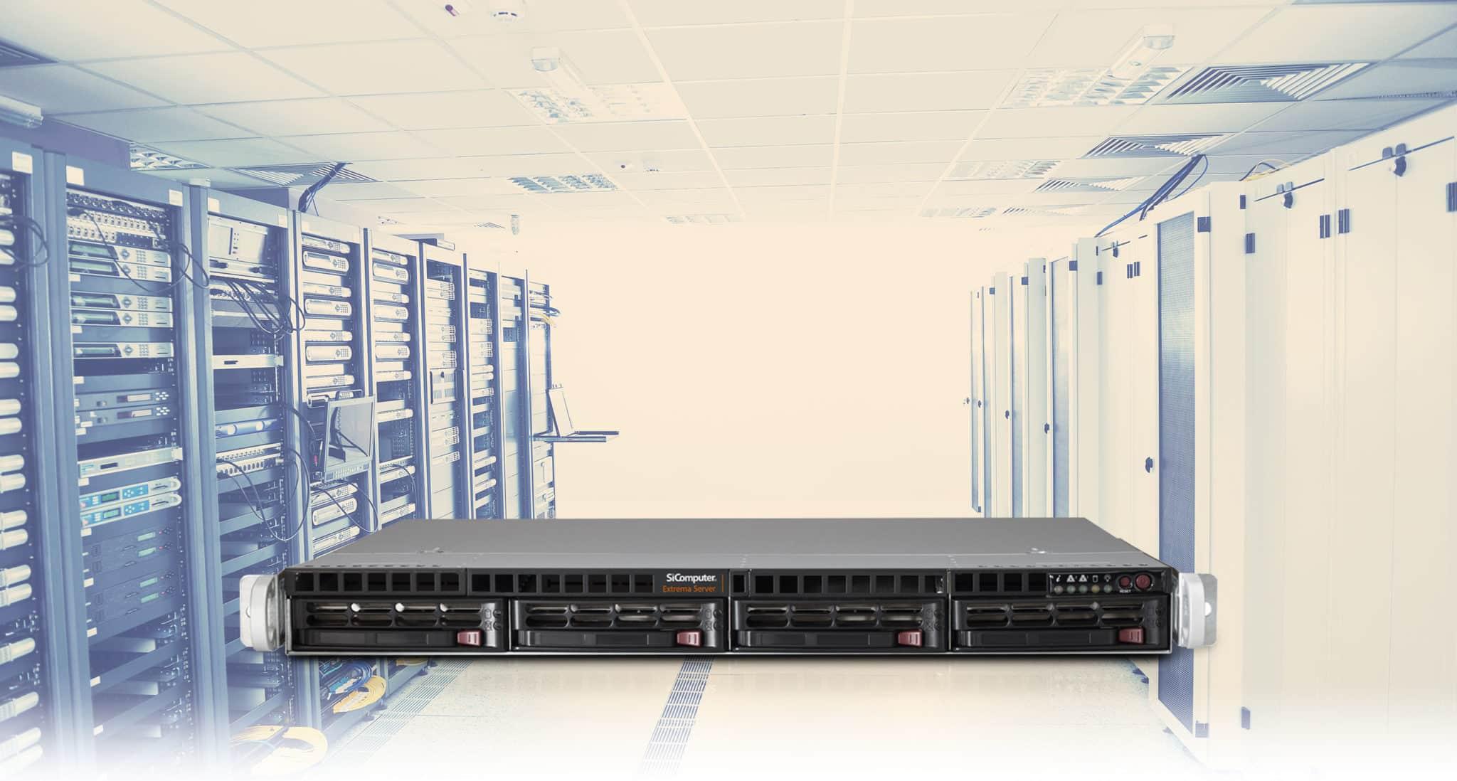 Extrema Server Rack 1U