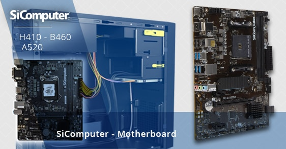 SiComputer - Motherboard