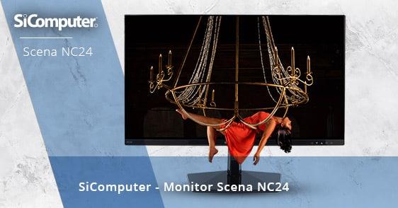 SiComputer - Monitor Scena NC24