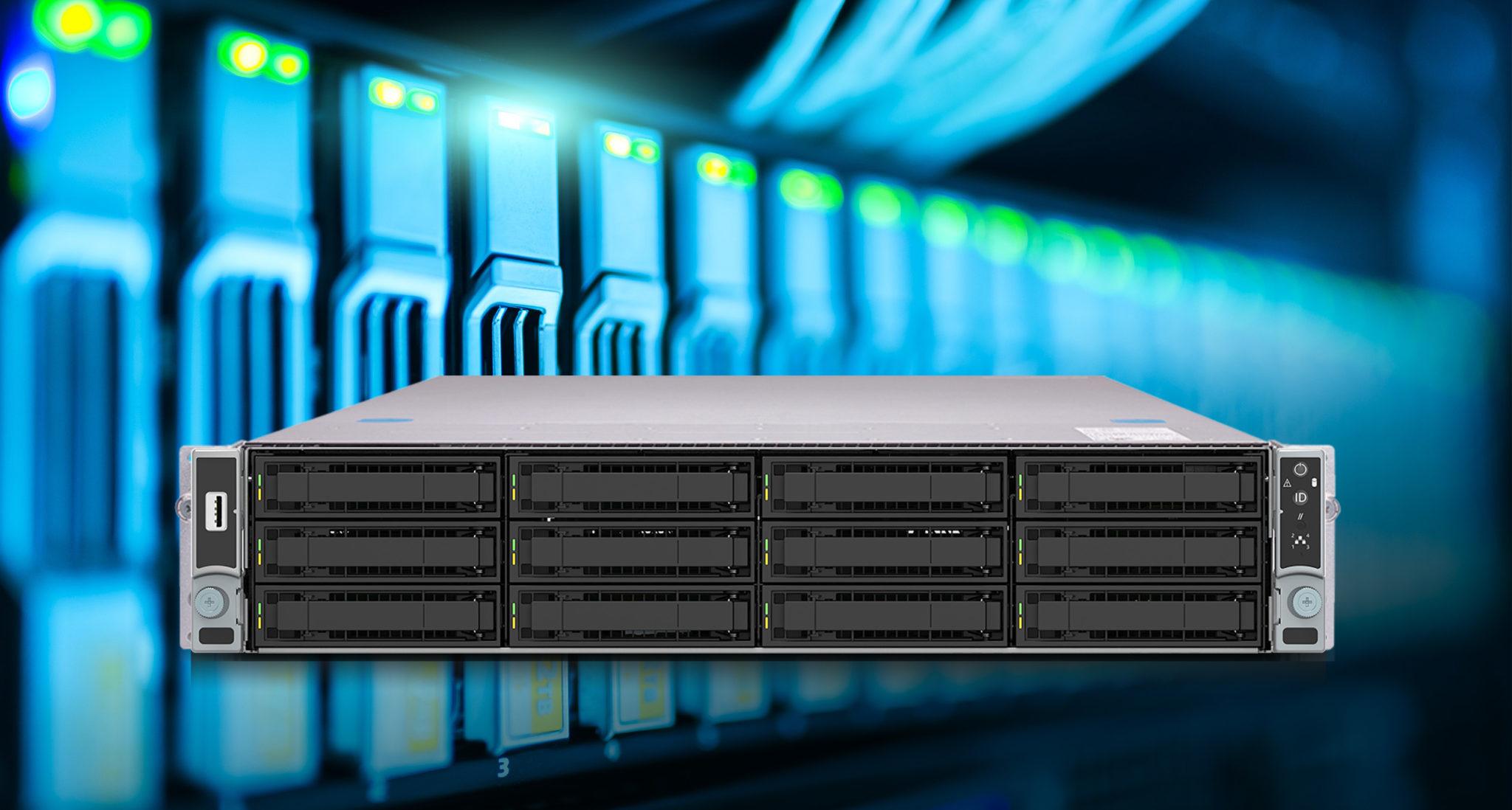 Extrema Server Rack 2U