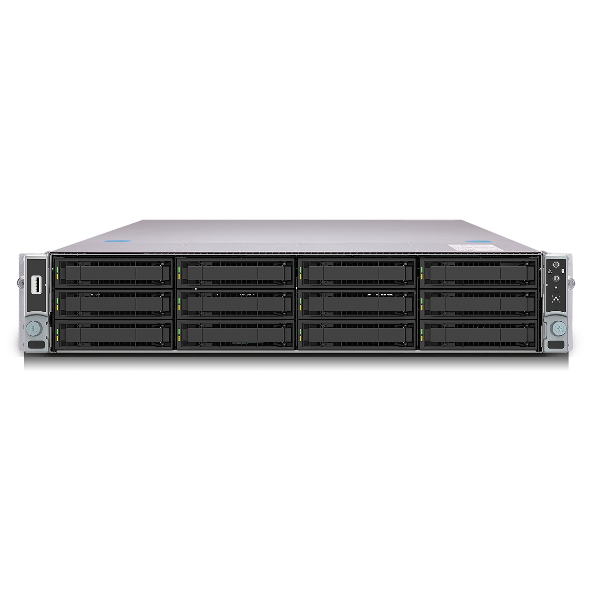 Extrema Server Rack 2U 8 Baie di SiComputer