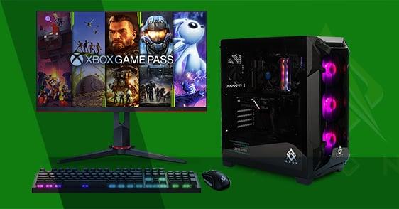 Aron e Xbox Game Pass