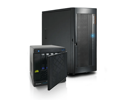 Extrema Server - Affidabilità e scalabilità